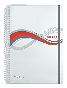 Collins Meta Agenda scolaire A5 Semainier Année 2013 2014 [en Anglais]