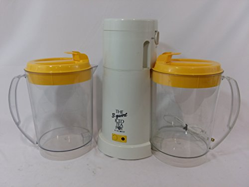 3 Quart Iced Tea Maker By Mr. Coffee (Sunbeam Pitcher compare prices)