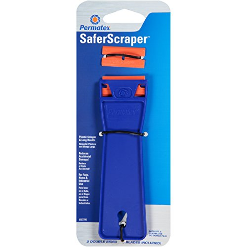 Permatex-80190-SaferScraper-2-Refillable-Blades