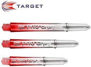 Target Red Vision Medium Pro Grip Plastic Nylon Shafts -
