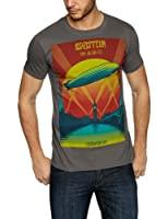 Live Nation Led Zeppelin Vint Borderless Men's T-Shirt