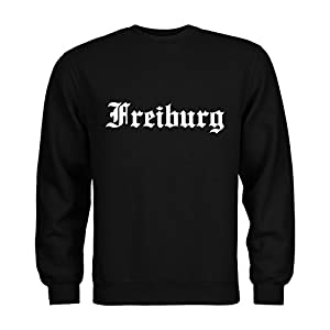 dress-puntos Kids Kinder Sweatshirt Freiburg Schriftzug 20drpt15-ks00922