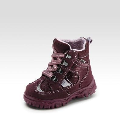 LEGeRO 9-00043-53 Unisex - Kinder Stiefel, Rot 29 EU