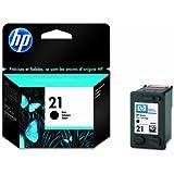 HP 21 - Print cartridge - 1 x pigmented black - 150 pages