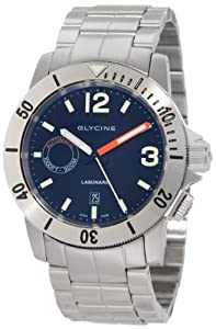 Glycine Men's 3899.19.1 Lagunare Automatic L1000 Dive Watch