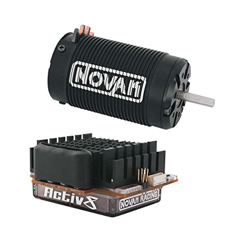 Novak Activ8 V2 Competition 1/8 Brushless ESC & HD8 Motor Combo (1,900kV) (Novak Esc Motor Combo compare prices)