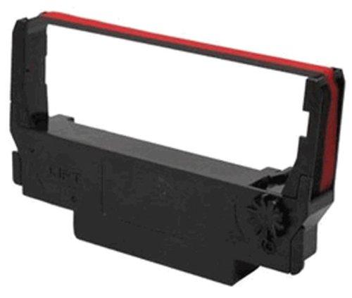 Gorilla Supply Premium Compatible Black/Red for Epson ERC 30/34/38 (12 Pack)