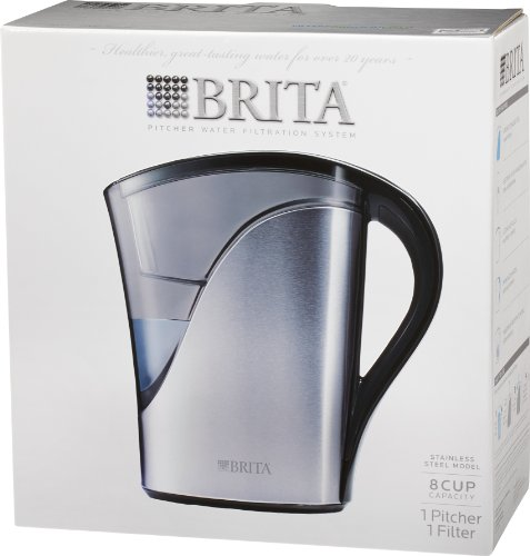 Water filter pitcher deals on 1001 blocks - Glass filtered water pitcher ...