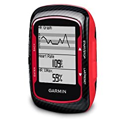 Garmin Edge 500 Bike Computer with Cadence & Premium Heart Rate Monitor by Garmin