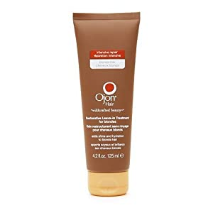 Ojon Restorative Leave-in Treatment for Blondes 4.2 fl oz (125 ml)