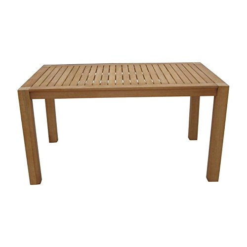 Bandera Tisch für Garten und Terrasse, Massivholz 150×90 cm online kaufen