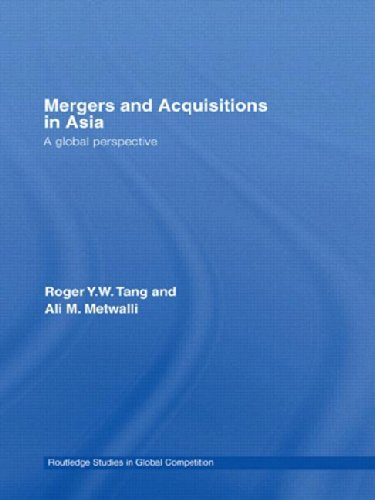 Mergers and Acquisitions in Asia: A Global Perspective