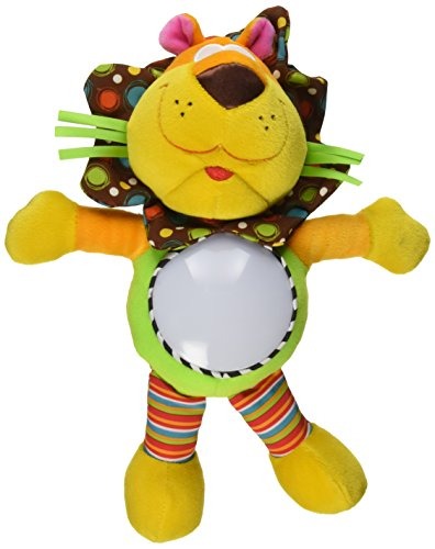 Playgro Snuggle N Shine Friends, Lion for Baby