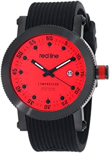 Red Line Men's Compressor Collection Watch RL-18001-BB-01OR