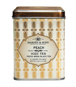 Harney & Sons Fine Teas Peach Iced Tea - 6 / Tin