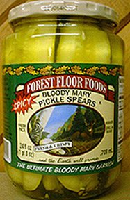 Pickle Spears--3 jar set by Wisconsinmade.com