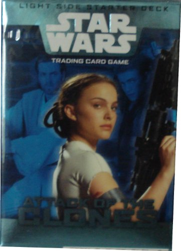 WOTC Star Wars Attack of the Clones Light Side Starter Deck