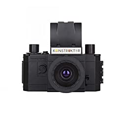 Lomography Konstruktor Do-It-Yourself 35mm Film SLR Camera Kit - Includes All Components for Construction