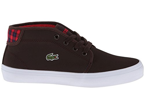Stivaletti per Bambino LACOSTE AMPTHILL CHUNKY HIK BROWN-DK BROWN size-map 35
