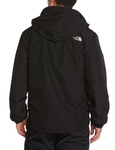 THE NORTH FACE Herren Jacke Resolve Insulated, Tnf Black, L, T0A14YJK3 -