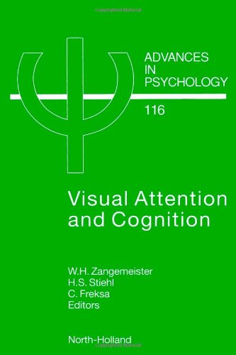 Visual Attention And Cognition (International Congress Series)