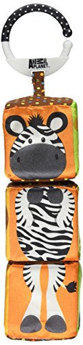 Animal Planet Stroller Toy, Mix and Match Jungle (Discontinued by Manufacturer)