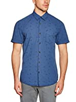 Selected Homme Camisa Hombre (Azul)