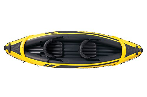 Intex Explorer K2 Kayak – Yellow/Black