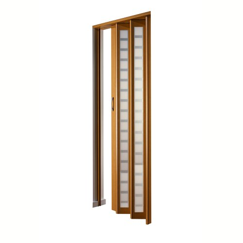 Spectrum HSMETRO3280BESQ Metro Frosted Square Plexiglas Door, 32-Inch by 80-Inch, Beech