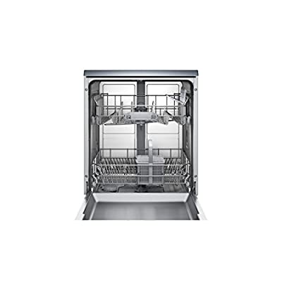 Bosch SMS60L02IN Dishwasher (12 Place Setting, White)