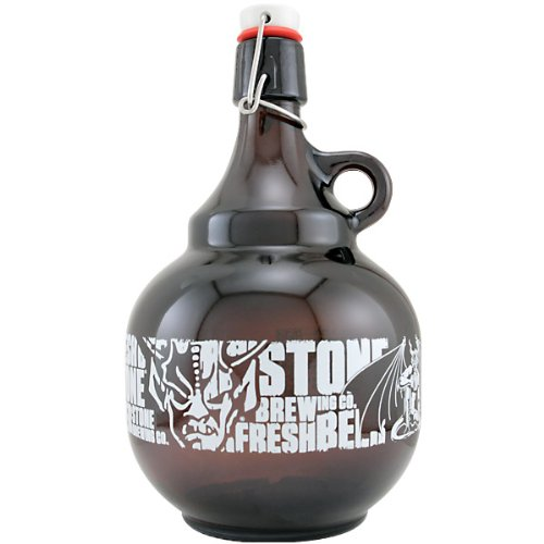 Stone Brewing Co. Swing Top 2 Liter Beer Growler