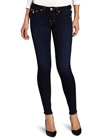 True Religion Women's Serena Super Skinny Jean, Lonestar, 26