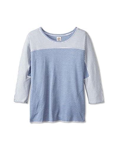 Anne Klein Women's Reversible Pajama Top