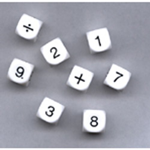 KOP11701 - WHOLE NUMBER DICE