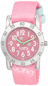 Esprit Kids' ES102764004 Love Song Pink Interchangeable Strap Watch