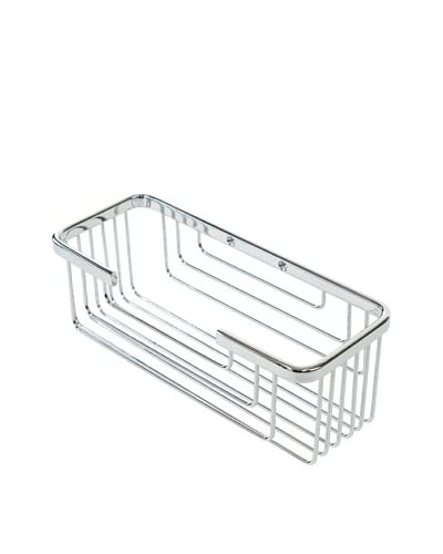 Nameek's Wire Double Soap Holder, Polished Chrome