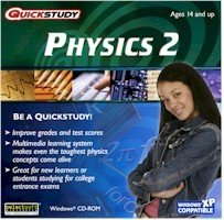 Quickstudy Speedstudy - Physics 2 [windows 98/me/xp]
