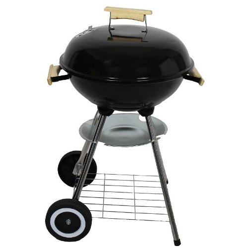 Essential-Dcor-Entrada-Collection-BBQ-Charcoal-Grill-with-Stand-205-by-16-by-285-Inch