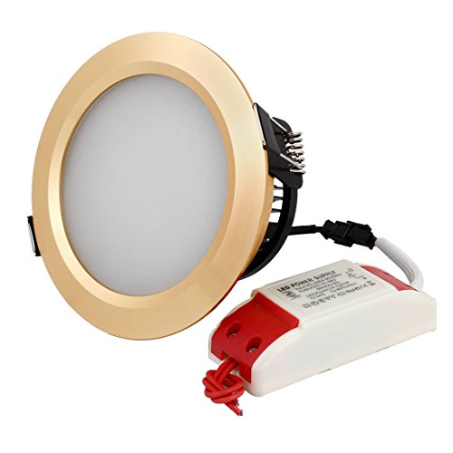 Ac 85-265V 5W 10 Smd Leds Warm White Led Light Downlight Lamp