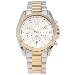 Michael Kors Women's MK5627 Bradshaw Gold/Silver Watch