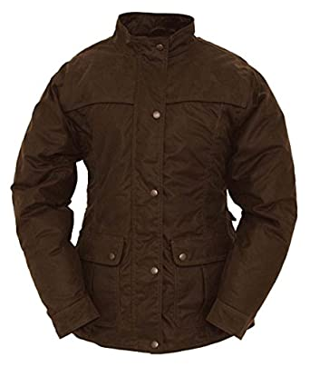 Outback Trading Company Walkabout Jacket, BRONZE, SM