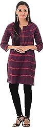 Kaashvi Creations Women's Cotton Straight Kurta