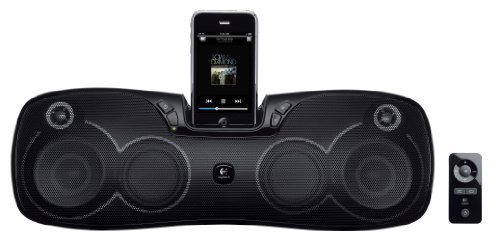 Logitech S715i Portable 30-Pin iPod/iPhone Speaker Dock (097855067012)