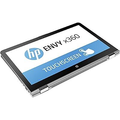 HP Envy x360 15-W102TX 15.6-inch Laptop (Core i5-6200U/8GB/1TB/Windows 10 Home/2GB Graphics), Natural Silver