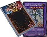 Yu Gi Oh : CT03-EN004 Limited Ed Elemental Hero Shining Flare Wingman Secret Rare Promo Card