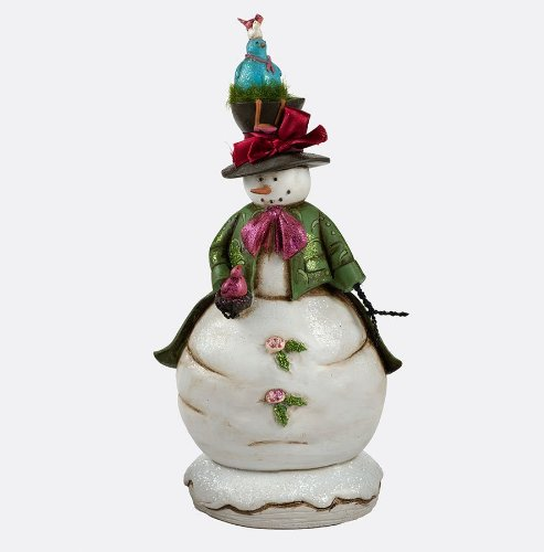 Christmas Décor from Department 56 Large Snowman Figure