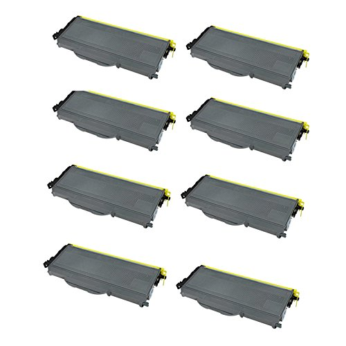 Office Station@Compatible for Brother TN 360 Toner Cartridge compatible with Brother HL-2140 2150N 2170W MFC-7840W 7440N High Yield (8pack) discount price 2016