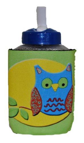 Kidzies Huggerz, Child'S Drink Sippy Cup Bottle Insulator, Nature Design front-900414