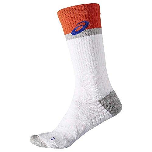Asics Tennis crew socks bianco 39/42