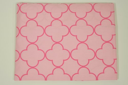 Butterflies pink Quad printed Sheet